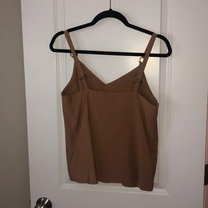 Topshop Tops - Ring Camisole Top